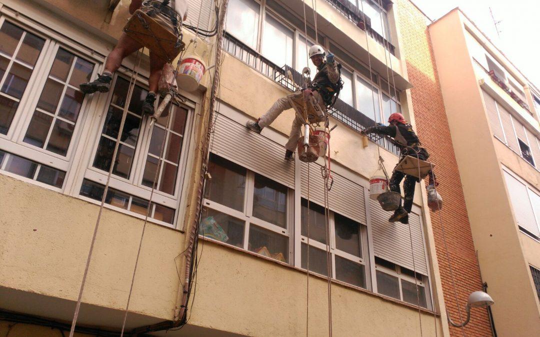 trabajo vertical en Madrid