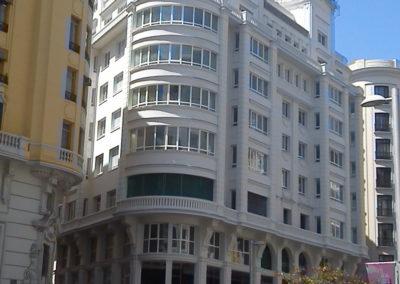trabajos en Hotel Gran Via
